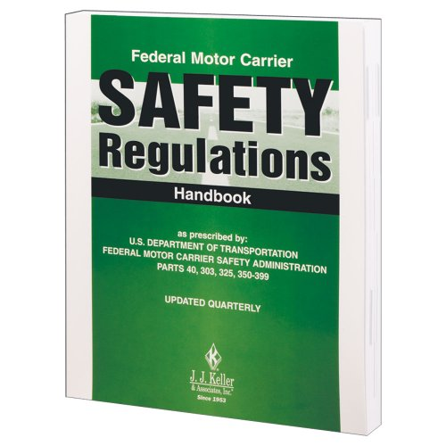 FEDERAL MOTOR CARRIER SAFETY R N/A edition cover