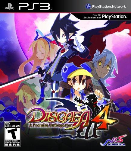 Disgaea 4: A Promise Unforgotten - Playstation 3 PlayStation 3 artwork