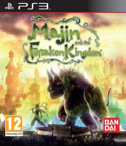 Majin and The Forsaken Kingdom (PS3) PlayStation 3 artwork