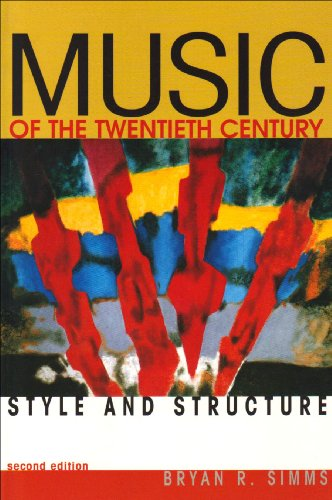 Music of the Twentieth Century Style and Structure 2nd 1996 (Revised) edition cover
