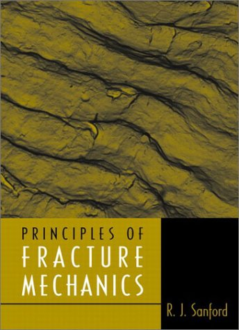 Principles of Fracture Mechanics   2003 edition cover