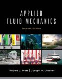 Applied Fluid Mechanics  7th 2015 9780132558921 Front Cover