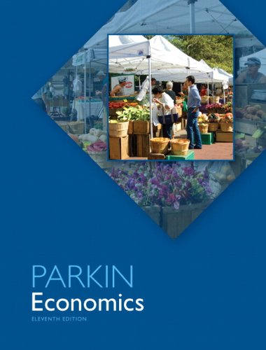 Economics Plus NEW MyEconLab with Pearson EText -- Access Card Package  11th 2014 edition cover