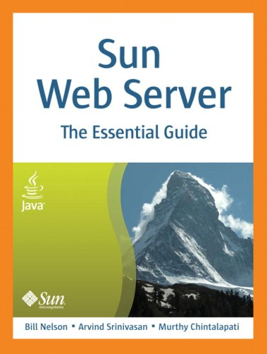 Sun Web Server   2010 (Guide (Instructor's)) 9780137128921 Front Cover
