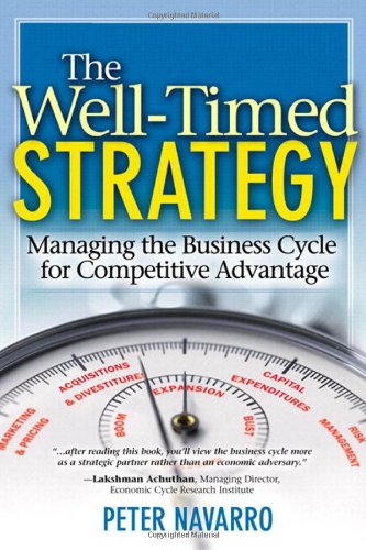 Well-Timed Strategy Managing the Business Cycle for Competitive Advantage  2006 edition cover