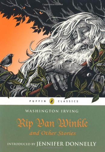Rip Van Winkle and Other Stories   2010 edition cover