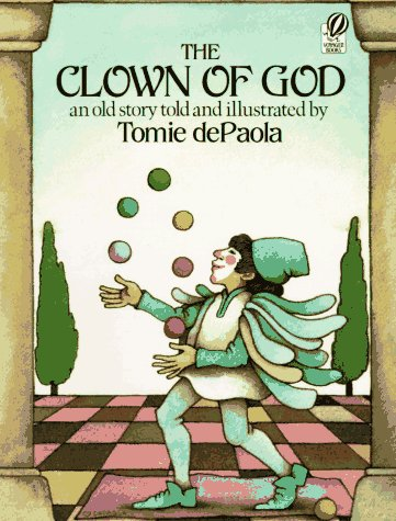Clown of God   1978 (Reprint) edition cover