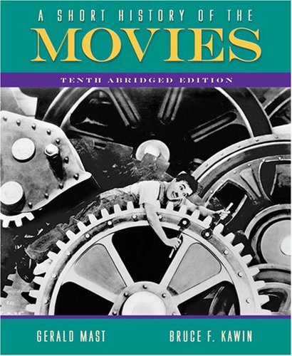 Short History of the Movies Abridged Edition 10th 2009 edition cover