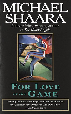 For Love of the Game  N/A edition cover