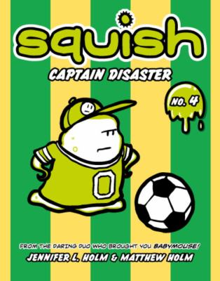 Captain Disaster   2012 edition cover