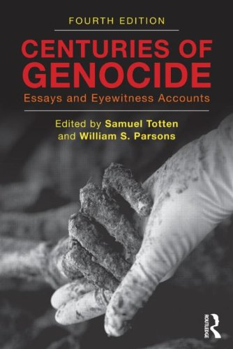 Centuries of Genocide Essays and Eyewitness Accounts 4th 2013 (Revised) edition cover