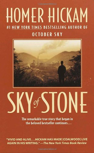 Sky of Stone A Memoir  2001 edition cover