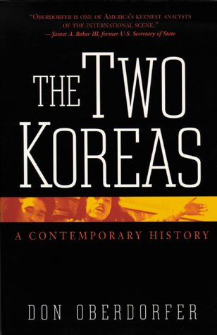 Two Koreas A Contemporary History N/A edition cover