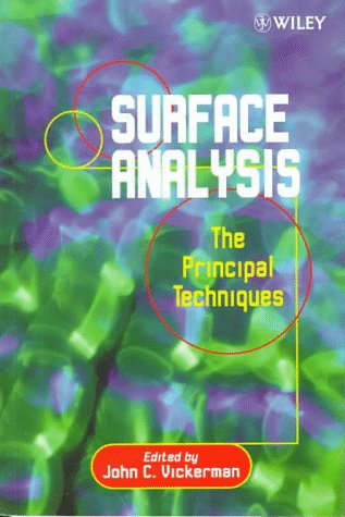 Surface Analysis The Principal Techniques  1997 9780471972921 Front Cover
