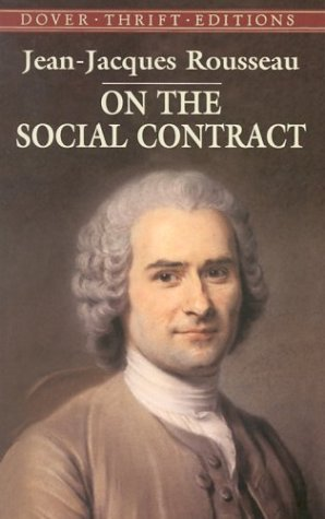 On the Social Contract   2003 edition cover