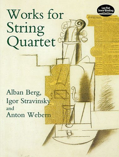 Works for String Quartet  N/A edition cover