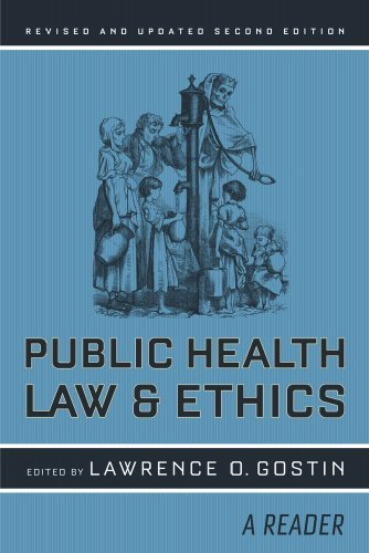Public Health Law and Ethics A Reader 2nd 2010 (Revised) edition cover