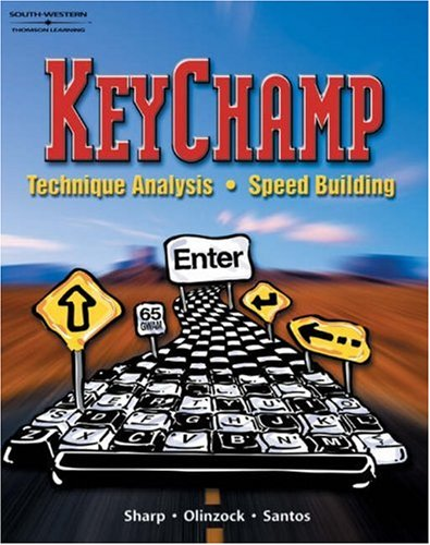 KeyChamp 2.0  2nd 2003 9780538433921 Front Cover