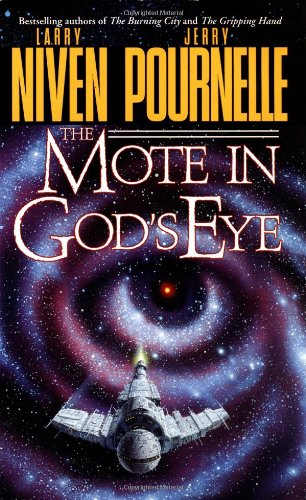 Mote in God's Eye   1991 edition cover