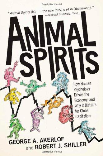 Animal Spirits Wie Wirtschaft Wirklich Funktioniert  2010 (Revised) edition cover