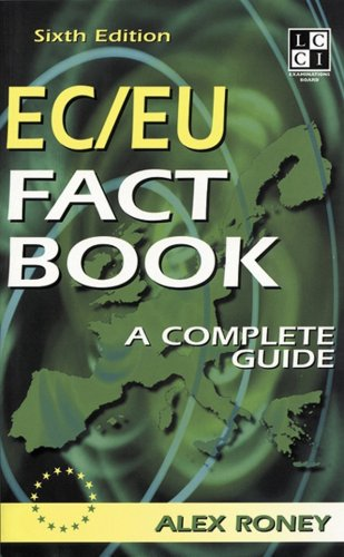 Ec/Eu Fact Book A Complete Guide 6th 2000 9780749431921 Front Cover