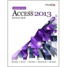 ACCESS 2013 LEVEL 1+2-W/CD     N/A edition cover