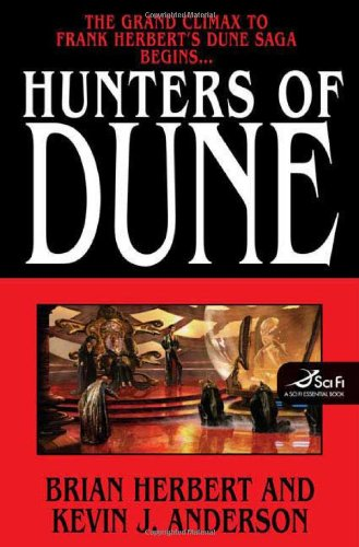 Hunters of Dune   2006 edition cover