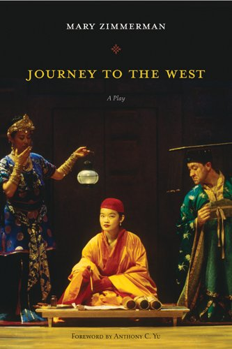 Journey to the West A Play N/A edition cover