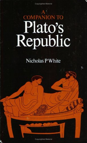 Companion to Plato's Republic  N/A edition cover