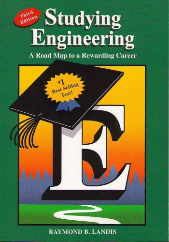 Studying Engineering A Road Map to a Rewarding Career 3rd 2007 edition cover
