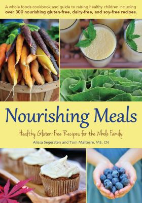 NOURISHING MEALS               N/A 9780979885921 Front Cover