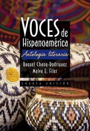 Voces de Hispanoam�rica  4th 2013 edition cover