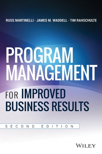 Program Management for Improved Business Results  2nd 2014 edition cover