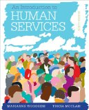 Introduction to the Human Services With Cases and Applications 8th 2015 edition cover
