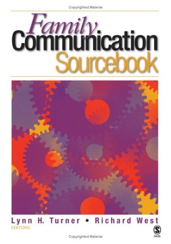 Family Communication Sourcebook   2006 edition cover