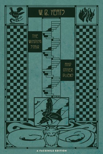 Winding Stair and Other Poems A Facsimile Edition  2011 9781416589921 Front Cover