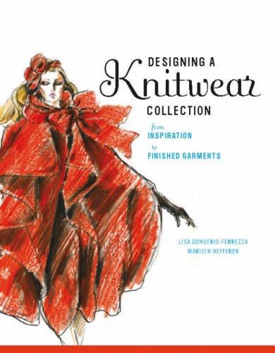 Designing a Knitwear Collection   2008 edition cover