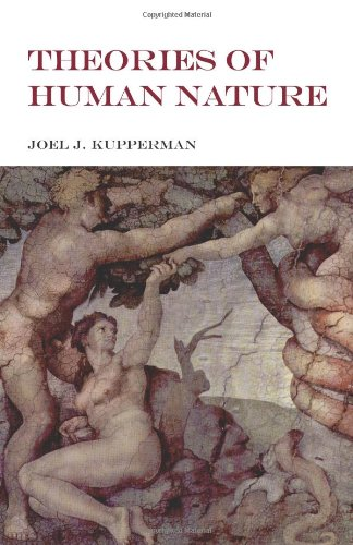 Theories of Human Nature   2010 edition cover
