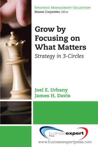 Grow by Focusing on What Matters Competitive Strategy in 3-Circles N/A edition cover
