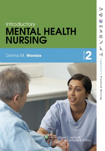 Introductory Mental Health Nursing  2nd 2011 (Revised) edition cover