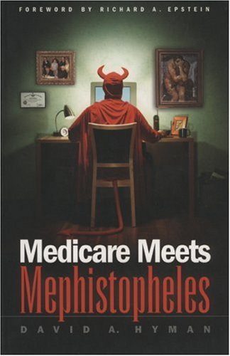 Medicare Meets Mephistopheles   2006 edition cover