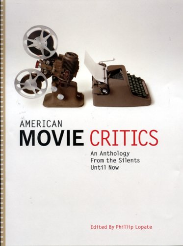 American Movie Critics From the Silents until Now  2006 edition cover