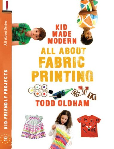 All about Fabric Printing   2012 9781934429921 Front Cover
