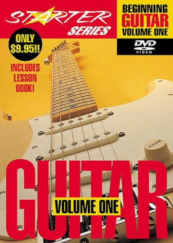 Beginning Guitar Vol. 1 DVD - Starter Series System.Collections.Generic.List`1[System.String] artwork