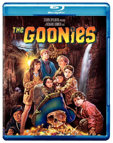 The Goonies [Blu-ray] System.Collections.Generic.List`1[System.String] artwork