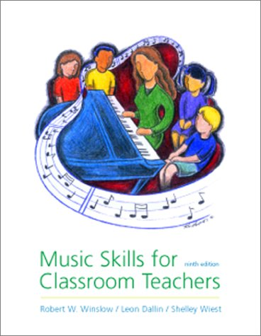 Music Skills for Classroom Teachers 9th 2001 edition cover