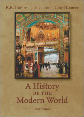 History of the Modern World  10th 2007 edition cover