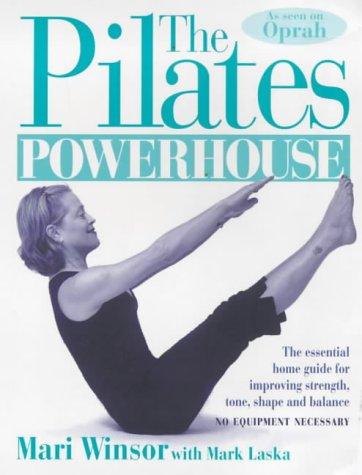 The Pilates Powerhouse N/A edition cover