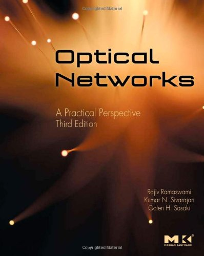 Optical Networks A Practical Perspective 3rd 2008 edition cover