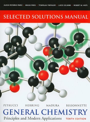 General Chemistry Principles and Modern Applications 10th 2011 (Revised) edition cover